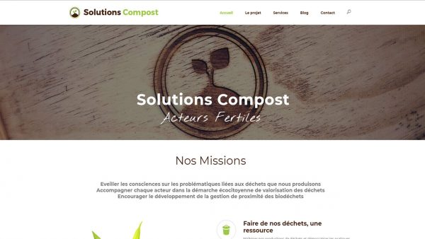 Solutions Compost